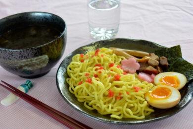 【皇學館】梅つけ麺